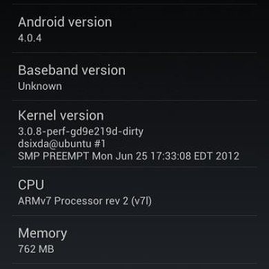 Highly Functional Unofficial CM9 Build for the Galaxy S2 HD LTE