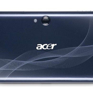 Source-Built Jelly Bean for the Acer Iconia A100