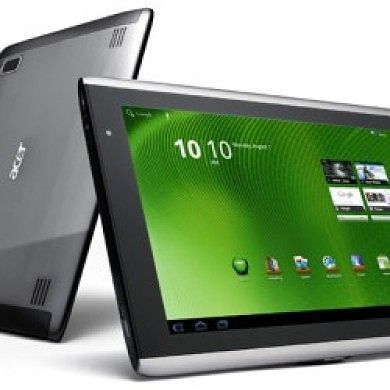 Recover Lost Recovery on Acer Iconia A500