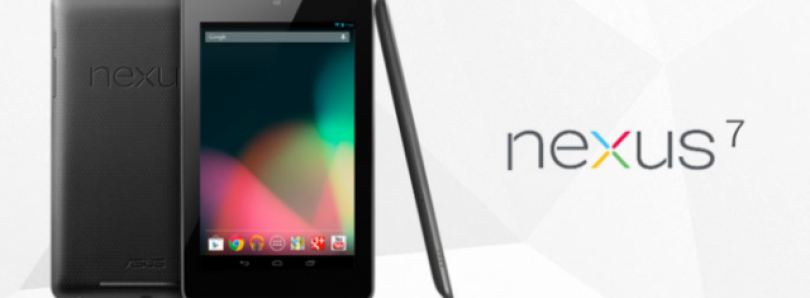 Toolkit for Nexus 7 Gets New Users Started Painlessly