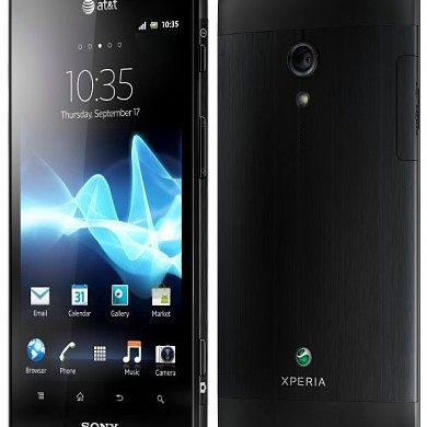 Sony Xperia Ion Rooted
