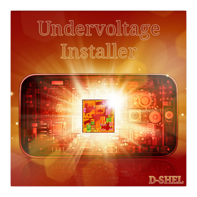 Undervolt Any Sensation Kernel