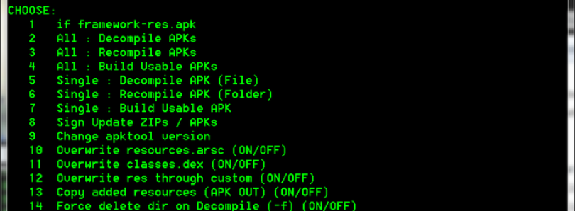 APKTool to Receive Updates Once Again