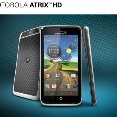 Forum Added for the Motorola Atrix HD