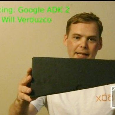 Google Accessory Development Kit (ADK) 2012 Unboxed the XDA Way – XDA Developer TV