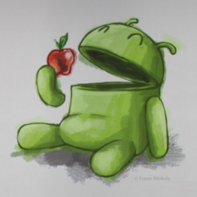 Android Continues to Dominate the Market, But Whose Marketshare are They Taking?