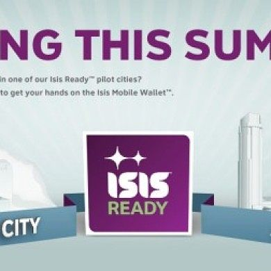 Mobile NFC Payments Platform ISIS Launching Soon