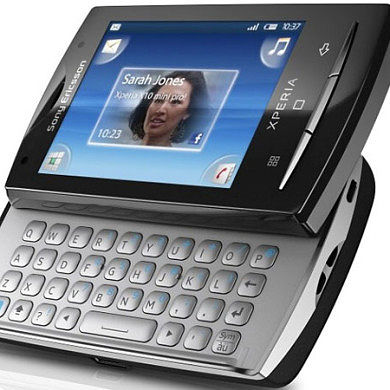 Keyboard Fix for the Sony Ericsson X10 Mini Pro
