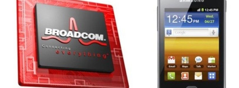 Broadcom to Aid Developers Working on the Galaxy Y