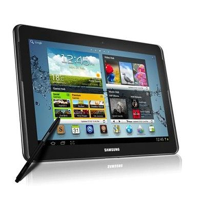 Samsung Galaxy Note 10.1 Gets Leaked Official Jelly Bean Update