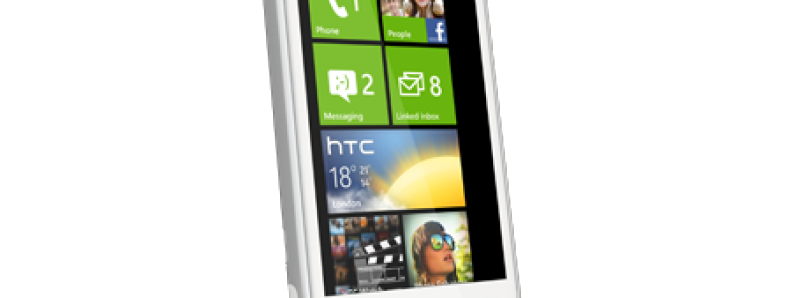 HTC Radar Joins the Windows Phone 7.8 Ports List