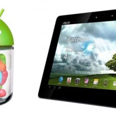 Install Asus Transformer TF300 Jelly Bean Firmware on Transformer Infinity TF700