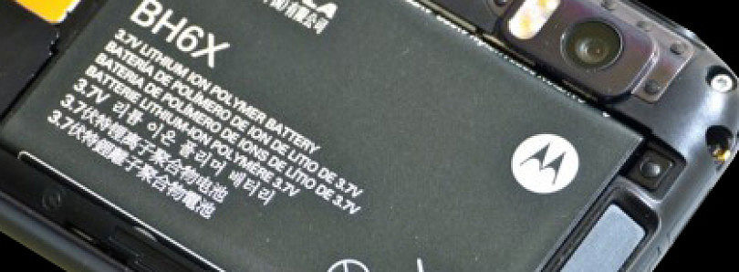 Fix for Motorola Atrix 4G Battery Issues Finalized
