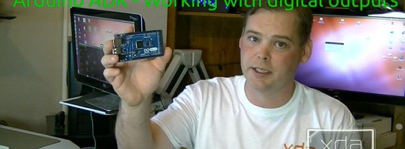 How to Build an Android App Part 5: Arduino ADK – Working with Digital Outputs – XDA Developer TV
