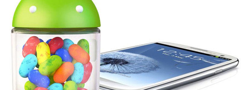 Official Jelly Bean Rolls Out to the International Galaxy S3