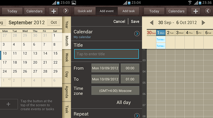 s planner app from galaxy s iii ported to galaxy s ii. Black Bedroom Furniture Sets. Home Design Ideas