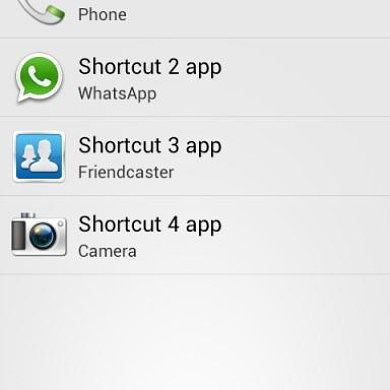 HTC Lockscreen Shortcut Provider Removes the Rosie, Keeps the Lock Screen