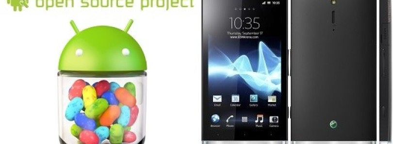 Sony Releases Xperia S Binaries for AOSP Support