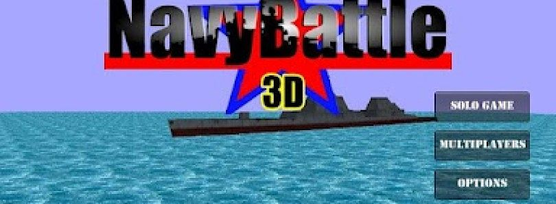Sink Your Enemies (or Parents) with Navy Battle 3D