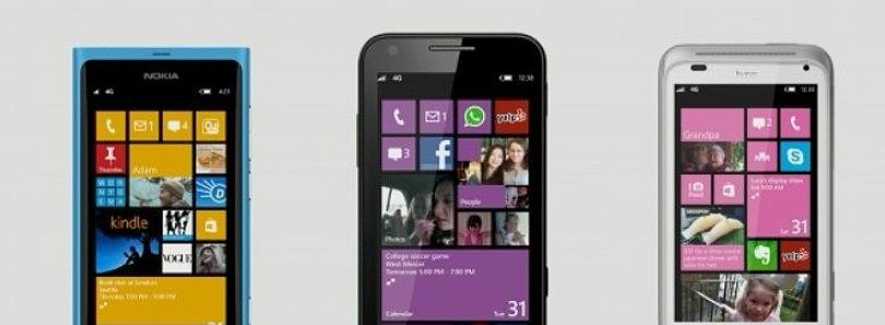 Windows Phone 7.8 for the HTC Trophy, Arrive, and 7 Pro