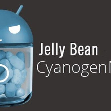 Unofficial CyanogenMod 10 on the Samsung Galaxy R
