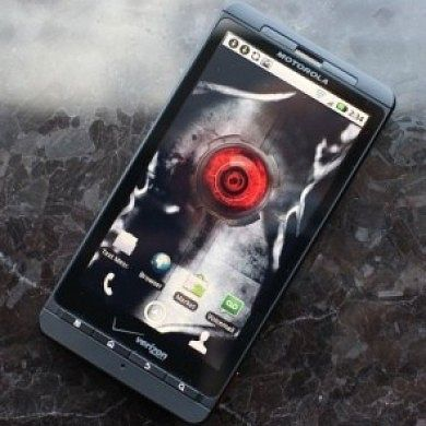 CyanogenMod 10 Alpha 1 for the Motorola Droid X2