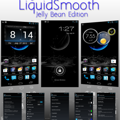 Liquid Smooth RC3 Released for 11 Devices