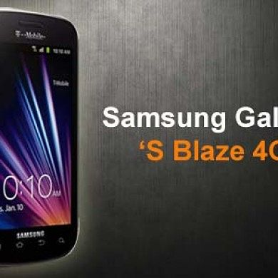 Samsung Galaxy S Blaze 4G Gets CyanogenMod 9 and 10, Exhilarate Gets CM10