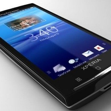 Unofficial CyanogenMod 10 Hits the Sony Xperia X10