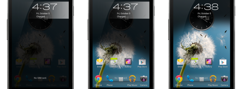 Blackberry 10 Style Lock Screen Mod for ICS and JB ROMs