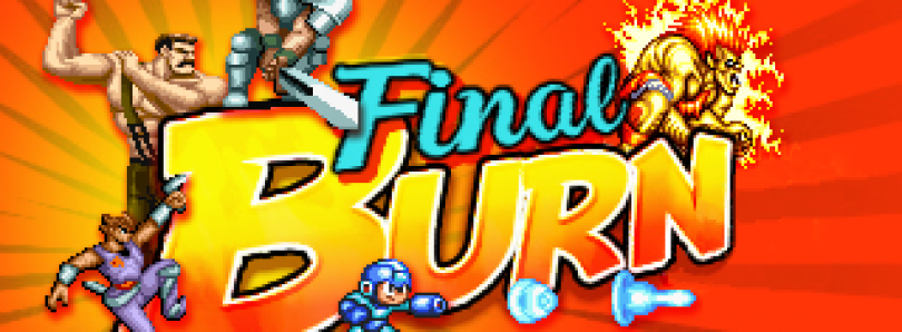 Final Burn Alpha Available for Android!