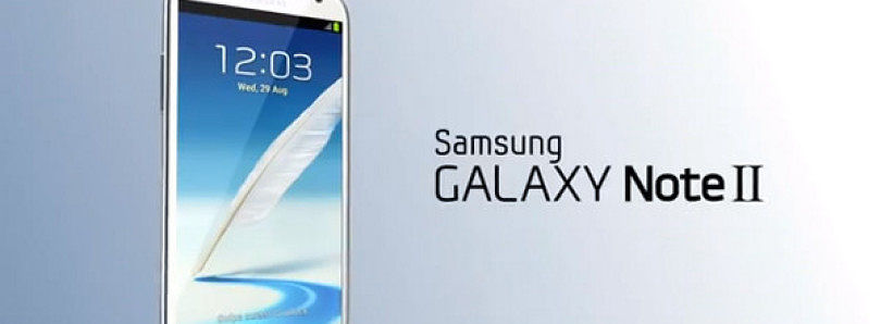 First Official Galaxy Note II N7100 Firmwares Now Online