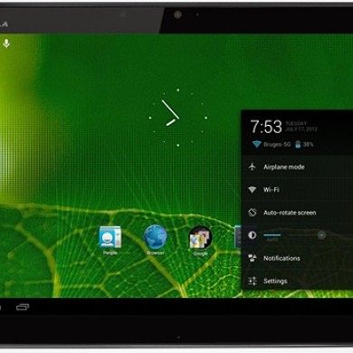 Motorola Xoom Gets Stock Rooted Android 4.1.2