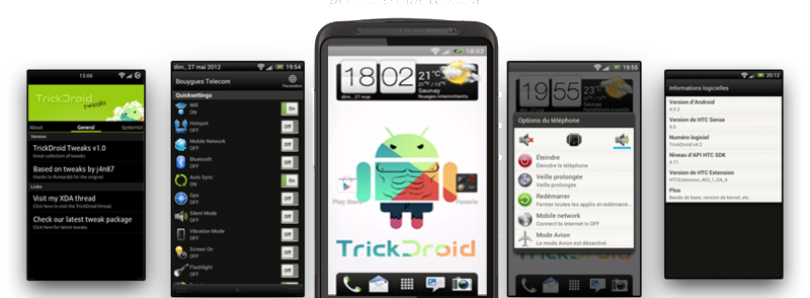 Sense 4.1 Has Been Ported to the HTC Desire HD