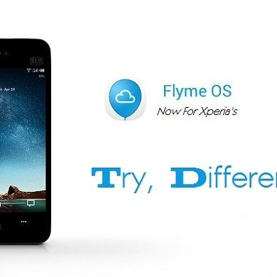 FlymeOS Ported to the Xperia Play