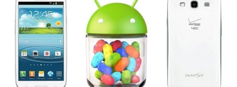 Rooted & Deodexed Jelly Bean Leak for Verizon SGS3