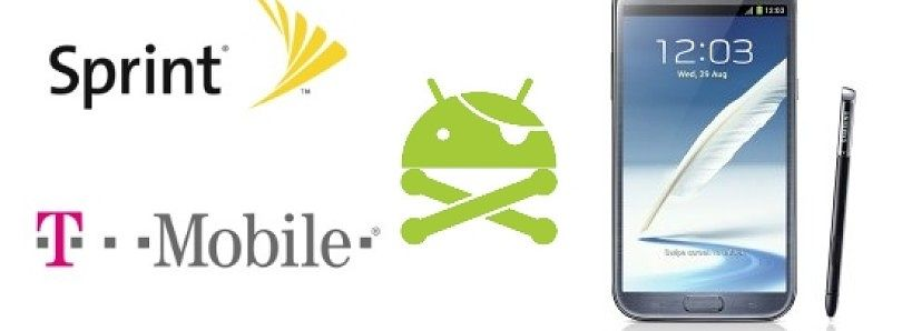 Easily Root Sprint & T-Mobile Note II without Increasing Flash Counter