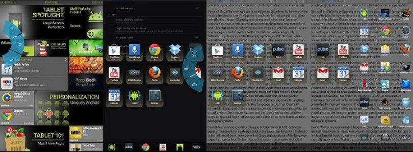 TasKarou Launcher Brings webOS-Style Task Switching to Android Tablets