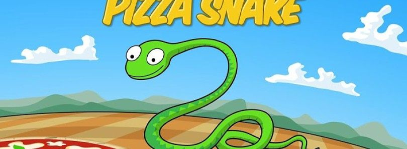 Pizza Snake Brings Back the Old DOS Classic
