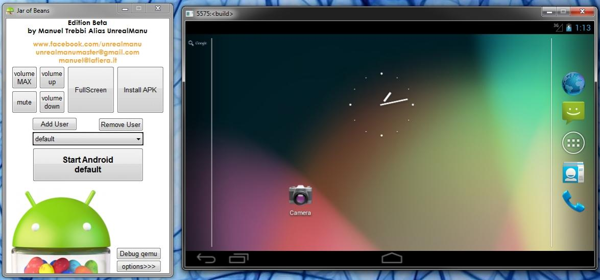 Jar Of Beans Android Emulator For Pc Free Download