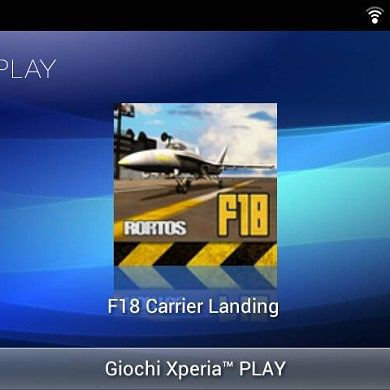 Play Full Game Mods for the Xperia U, P, Sola, Go