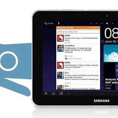 Samsung Galaxy Tab 8.9 Gets Android 4.2.1 in Unofficial CM 10.1 Nightly