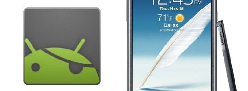 Root the Verizon Galaxy Note II with Odin