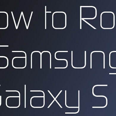 How to Root the Samsung Galaxy S III – XDA Developer TV