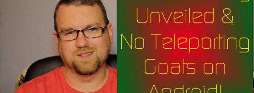 XDA University Unveiled, HTC One XL Gets Jelly Bean, No Teleporting Goats on Android! – XDA Developer TV