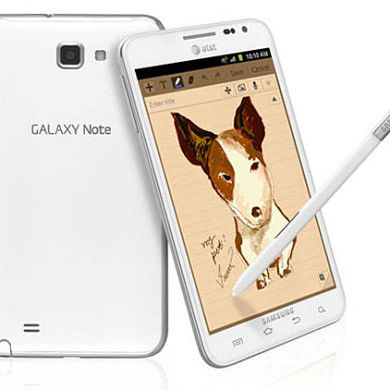 Unofficial CM10.1 for the LG P350 and AT&T Samsung Galaxy Note II