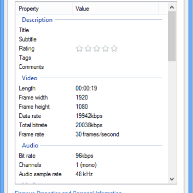 Increase Video Bitrate on the Nexus 4