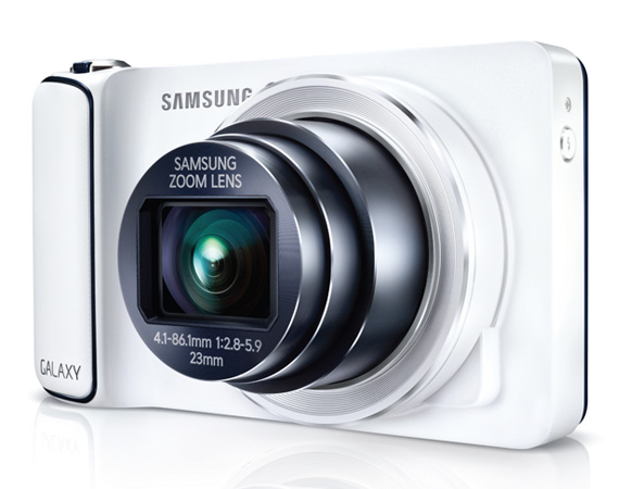 Hidden Menus on the Galaxy Camera and Other Devices