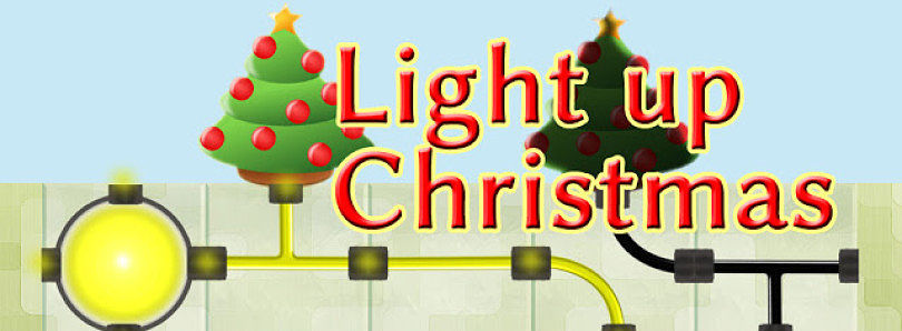Light Up Christmas Brings a Little Festive Cheer to Your Device