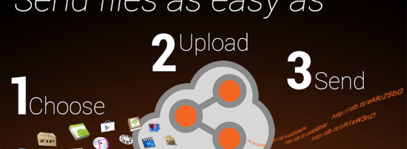 Share any File with CloudSend and Send It